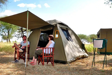 Tanzania Camping Safari Serengeti