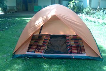 Budget Serengeti Camping Safari