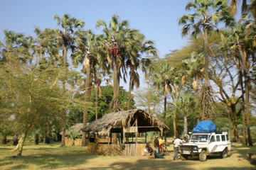 Camping Safari To Tarangire