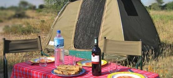 Tanzania Budget Camping Safari (Tarangire, Ngorongoro Crater & Lake Manyara)