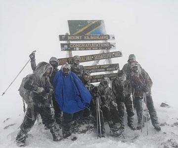 Mt Kilimanjaro Day Hiking
