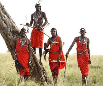 Maasai Boma Day Tour