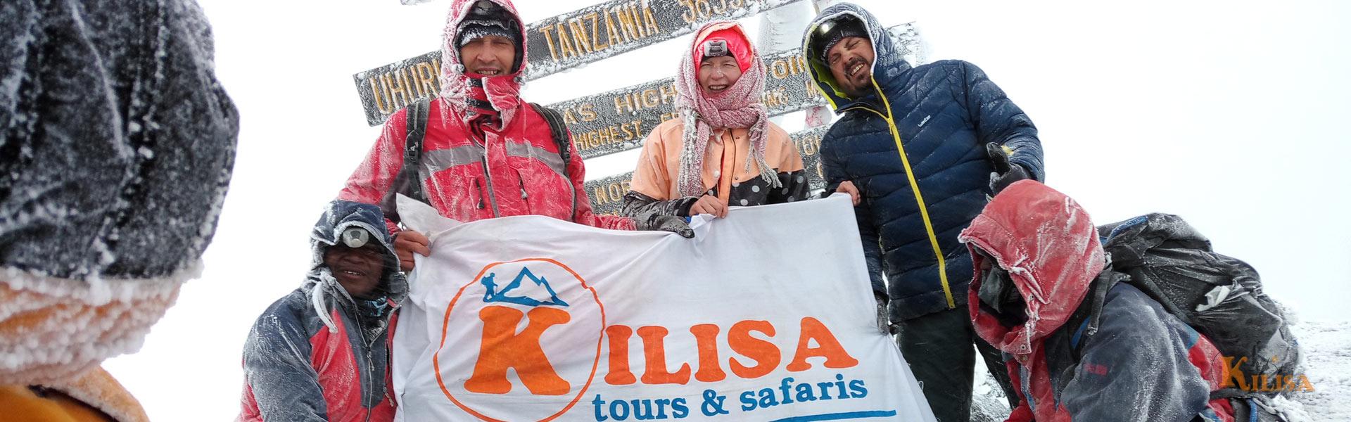 Mount Kilimanjaro Day Hiking
