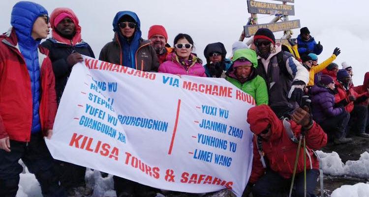 Machame Route