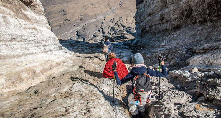 Mount Ol Doinyo Lengai Climbing